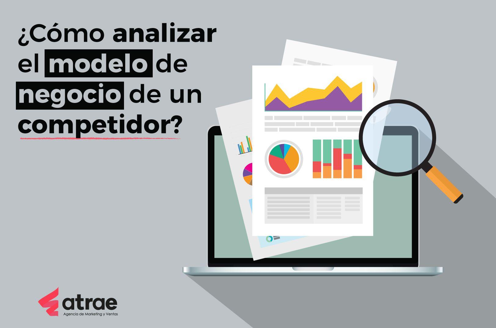 Cómo analizar el modelo de negocio de un competidor ATRAE Agencia en embudos de conversión Bogotá