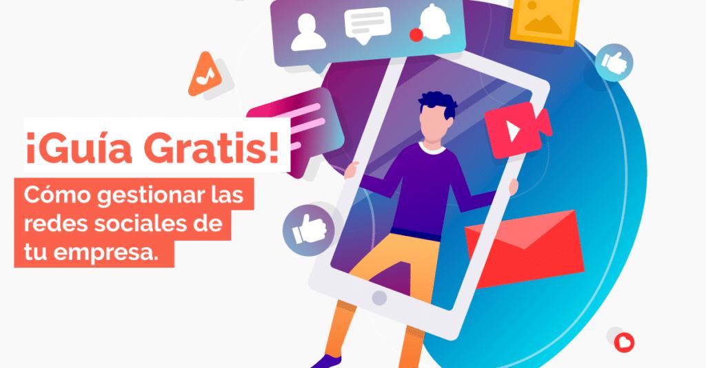 Cómo gestionar las redes sociales de tu empresa ATRAE Agencia en embudos de conversión Bogotá