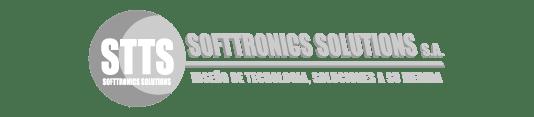 Logo softtronics cliente de Atrae tus mejores clientes Agencia especializada en ventas Bogotá