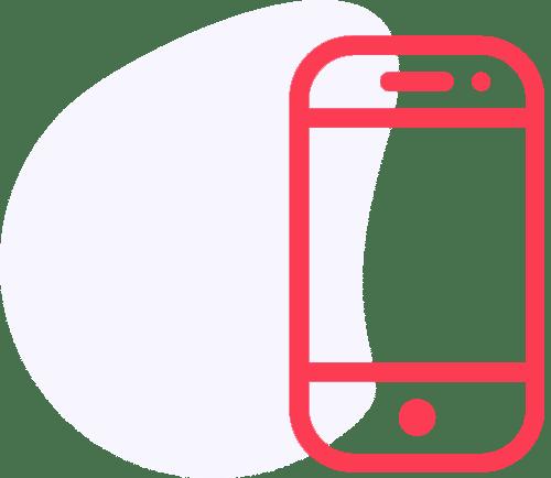 Icono celular Atrae tus mejores clientes Bogotá