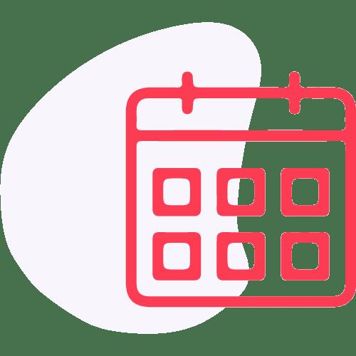 icono calendario atrae tus mejores clientes