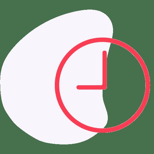 icono reloj atrae tus mejores clientes