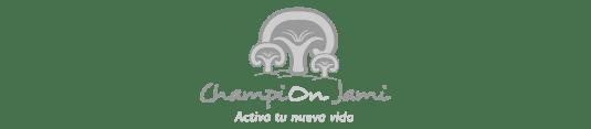 Logo ChampiOn Jami cliente de Atrae tus mejores clientes Agencia especializada en ventas Bogotá