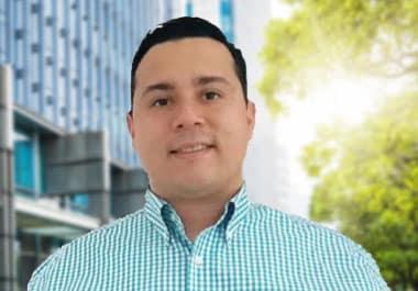 Quienes Somos Foto Robert Samayoa Especialista Google Ads ATRAE Especialistas en ventas Bogotá